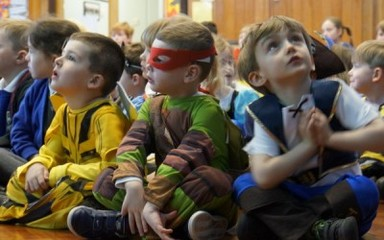Photos from World Book Day.