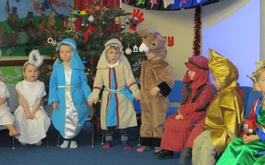 Panto Performance of 'The Littlest Elf' for Nursery and Reception Children