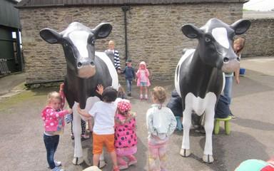 Hall Hill Farm Trip