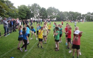 Sports Day Success!