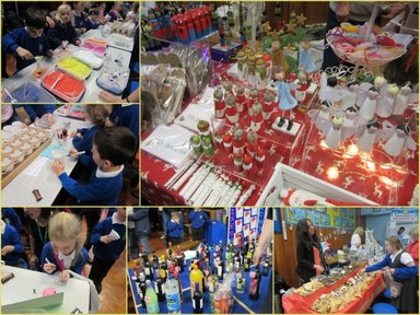 Christmas Fair Success!