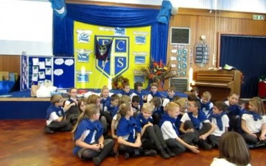 Year 3 – Make A Noise Assembly