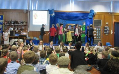 Year 6 – Christmas Performance Song