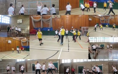 Basketball Tournament – Year 6