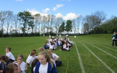 KS2 Water Relays