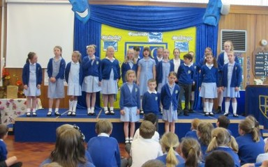 Choir – Musical Assembly