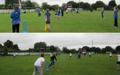 Kwik Cricket County Finals.
