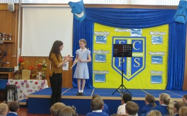 Solo Flute Player – Year 5