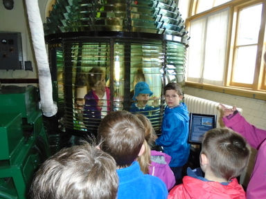 Visit to Souter Lighthouse