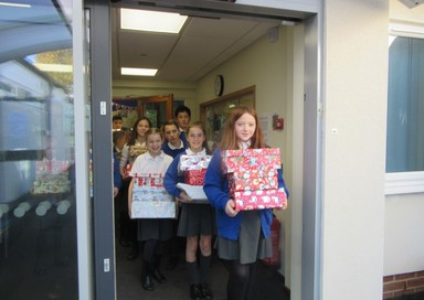Shoe Box Appeal 2016