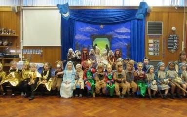 Christmas Nativity  Reception & Nursery PM