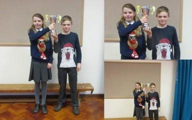 House Cup Winners –  Autumn Term 2016