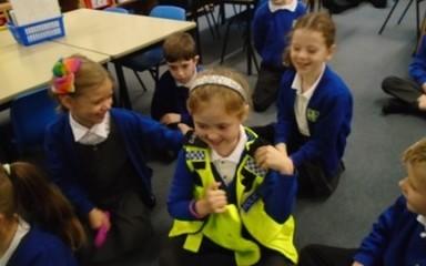 'Stranger Danger!' with Northumbria Police