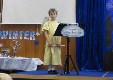 Christmas Nativity   Year 1