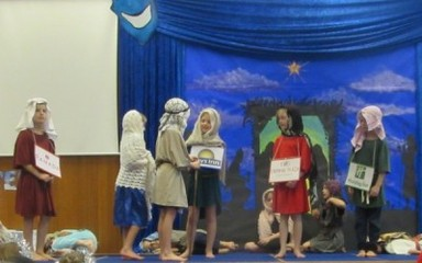 Christmas Nativity   Year 3