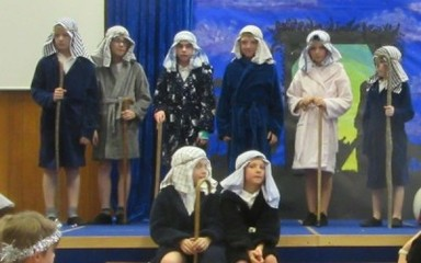 Christmas Nativity   Year 4