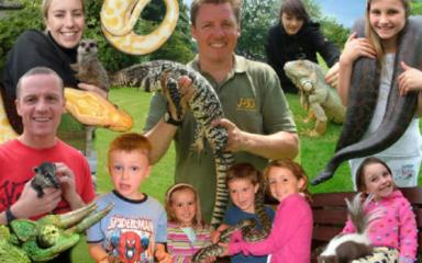Animal Encounters Workshop