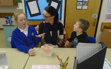Family Science Club
