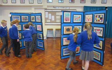 Fellside's Art Exhibition