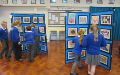 Fellside's Art Exhibition