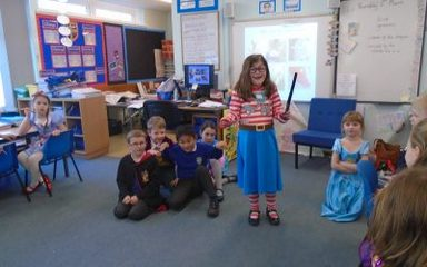 Year 2 World Book Day