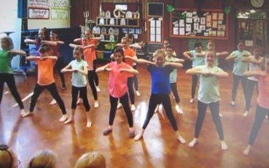Year 5 Dance