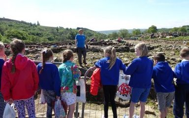 Visiting Vindolanda and The Roman Army Museum