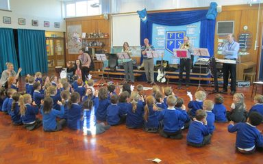Nursery and Reception Music Workshop