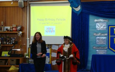 50th Birthday Assembly