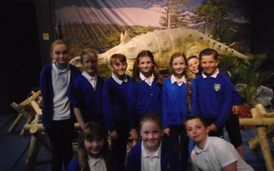 Year 5 visit the Centre for Life