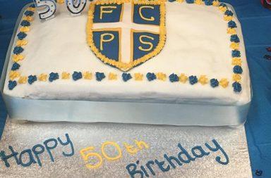 50th Birthday Treats!