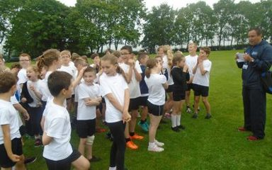 Sainsburys School Games Level 1 Intra Competition – LKS2 Rounders