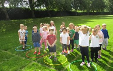 Nursery Sports Day – Morning Children
