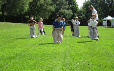Nursery Sports Day – Afternoon Children