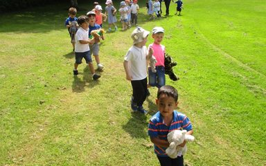 Nursery's Sponsored Toddle and Teddy Bear's Picnic