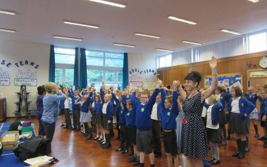 Admission to Reception Class – September 2018