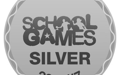 Silver School Games Mark 2016 – 2017
