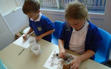 Year 3 Prehistoric Art
