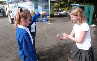Conker Competition in Full Swing