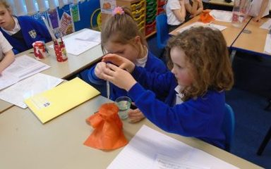 Science Week – Testing Materials