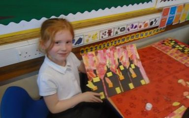 Year One Paints an Inferno