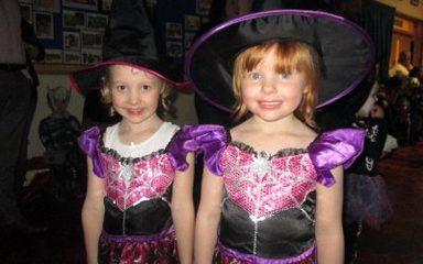 More Halloween Fun at the FOF Disco