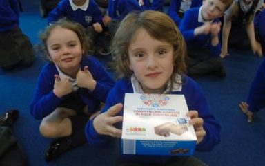 Year One Sing in Polish and Sample Polish Treats