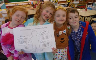 Anti Bullying Week Learning in Year One