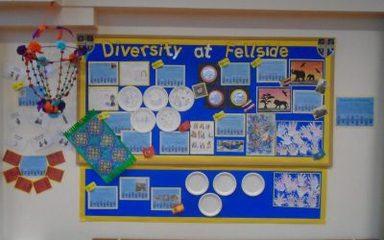 Diversity at Fellside Display