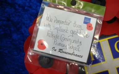 Remembrance at Fellside