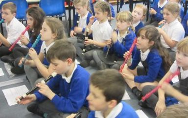 Year 3 Learn the Recorder
