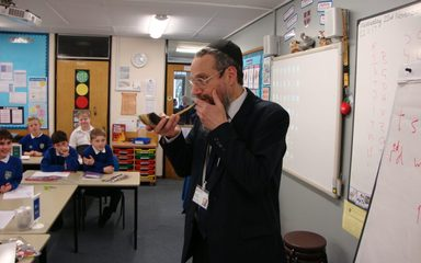 Judaism with Mr Glickman