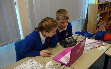Robotics with Mr Nelson