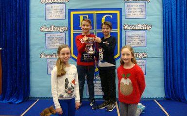 House Cup Winners